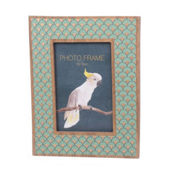 Mint & Gold Photo Frame - The Chic Nest