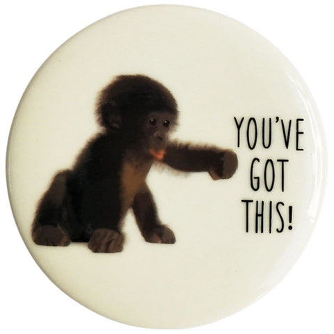 You've Got This Monkey Coaster