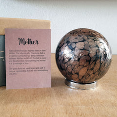 Mother Friendship Ball Bronze