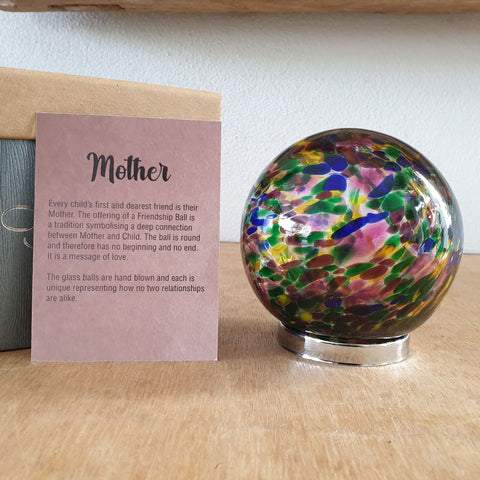 Mother Friendship Ball Multi Colour
