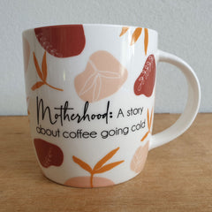Motherhood Coffee Gift Boxed Mug - The Chic Nest