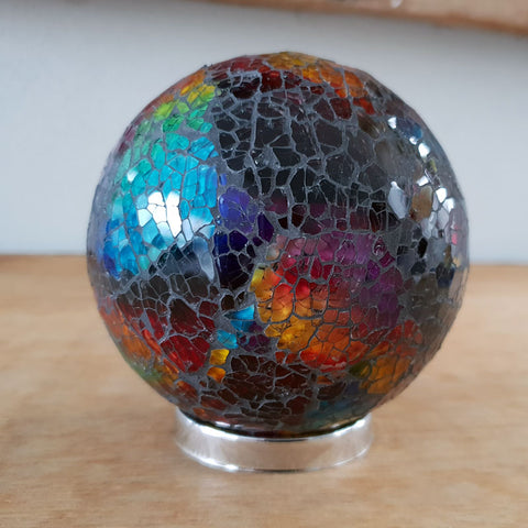 Friendship Ball Multi Colour Mosaic - The Chic Nest