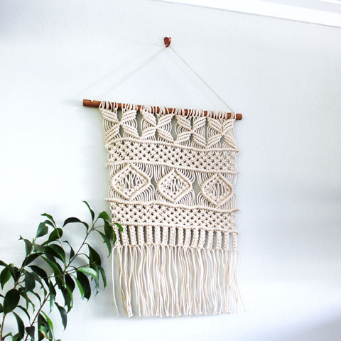 Natural Wall Hanging - The Chic Nest