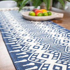 Nila Table Runner - Handcrafted