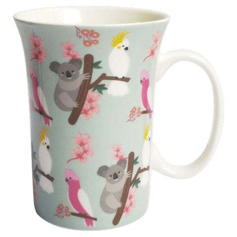 Oz Animals Colourful Gift Boxed Mug
