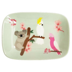 Oz Animals Colourful Trinket Dish