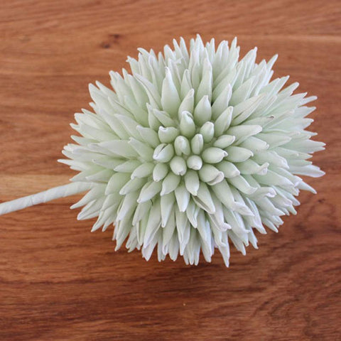 Pale Mint Dandelion - The Chic Nest