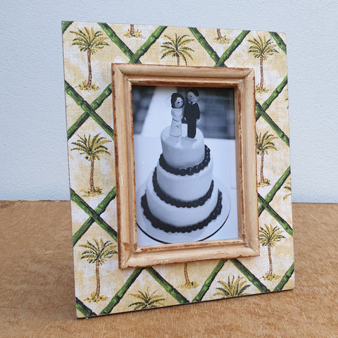 Palm Trees Photo Frame