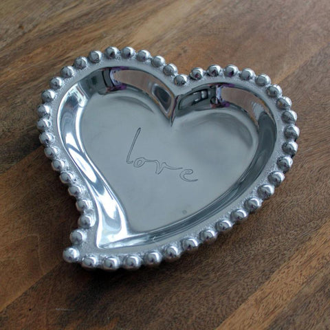 Heart Love Tray - The Chic Nest