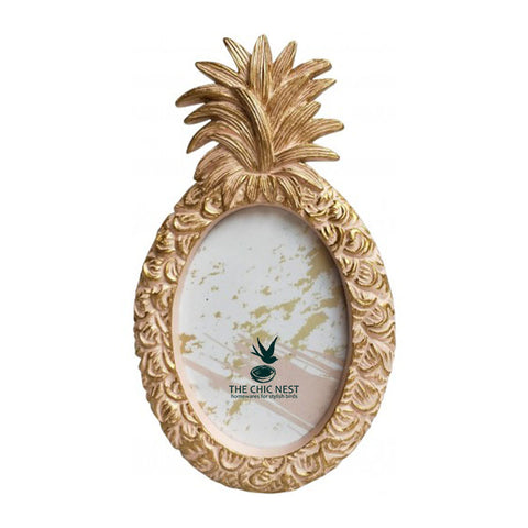 Pineapple Photo Frame - The Chic Nest