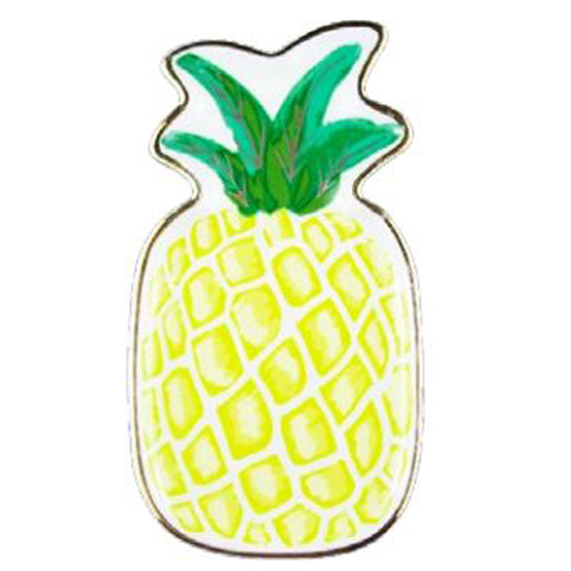 Pineapple Trinket Dish - The Chic Nest