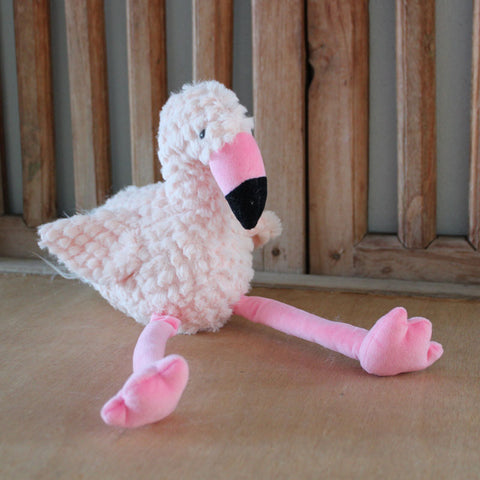 Pink Flamingo Soft Toy - The Chic Nest
