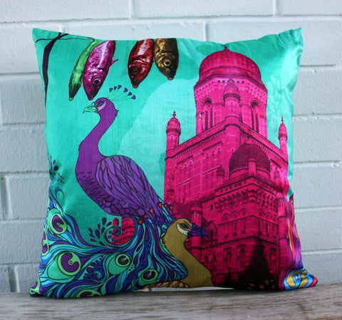 Pink Palace Cushion