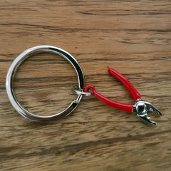 Pliers Key Ring - Gift Boxed - The Chic Nest