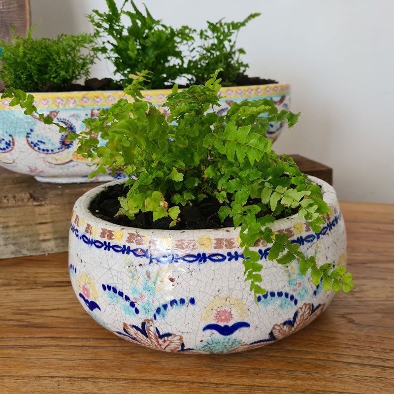 Plume Round Planter Pot - Large