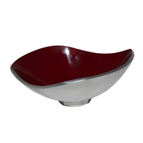 Poppy Red Bowl - The Chic Nest