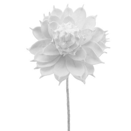 Posey White Stem 101cm - The Chic Nest