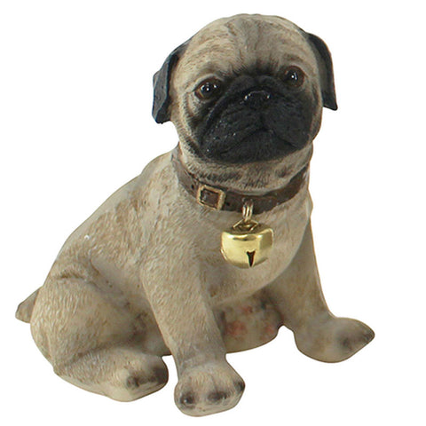 Pug Puppy Figurine - The Chic Nest