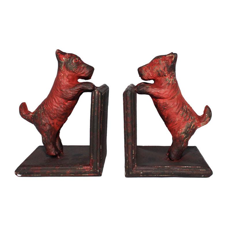 Puppy Dog Bookends Set of 2 - The Chic Nest