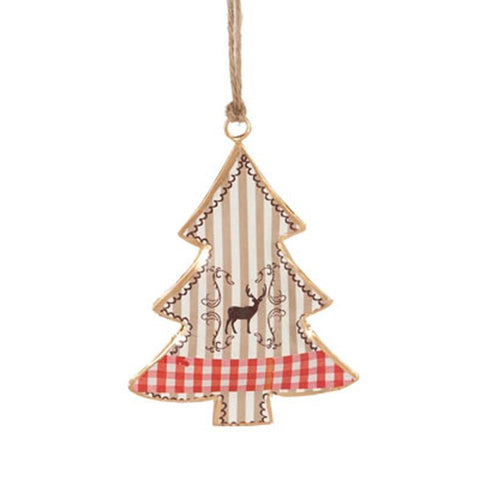 Vintage Tree Ornament - The Chic Nest