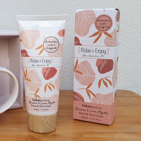 Relax And Enjoy Hand Cream 100ml - The Chic Nest