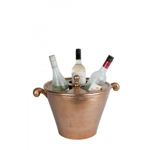Gold Ice Bucket - The Chic Nest