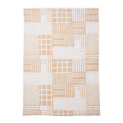Rue Linen Tea Towel - Blush - The Chic Nest