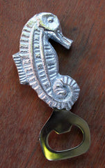 Seahorse Bottle Opener - The Chic Nest
