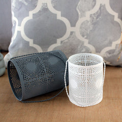 Set of 2 Lanterns - The Chic Nest