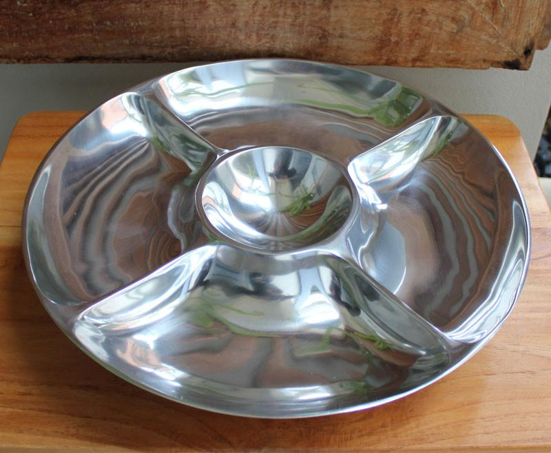 Deco Chip & Dip Bowl - The Chic Nest