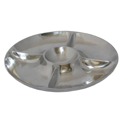 Deco Chip & Dip Bowl