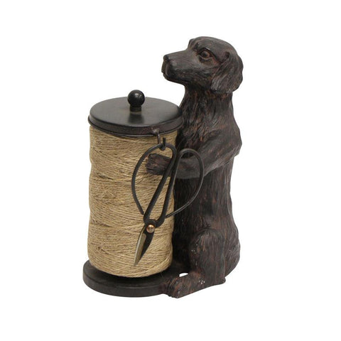 Spaniel String Holder - The Chic Nest