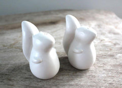 Squirrel Salt & Pepper Shakers - The Chic Nest