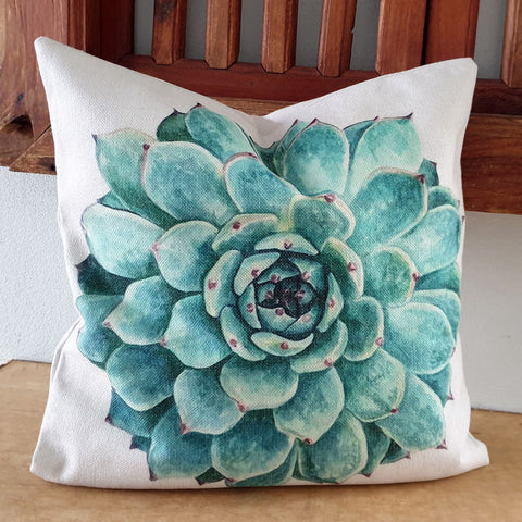 Cactus Cushion - The Chic Nest