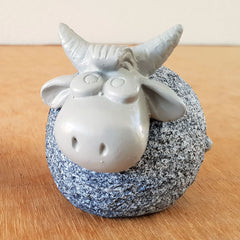 Sully Bull Figurine - The Chic Nest