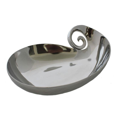 Oval Swirl Dish - The Chic Nest