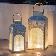 Handmade Avize Lantern - The Chic Nest