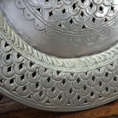 Taza Metal Tray - Handcrafted