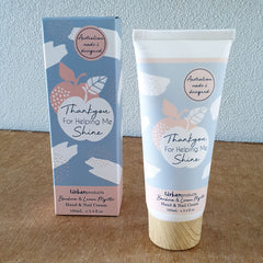 Thank You For Helping Me Shine Hand Cream 100ml