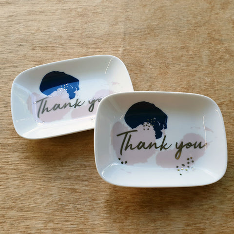 Thank You Trinket Dish - The Chic Nest