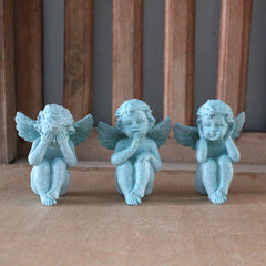 Three Wise Cupids - Mint