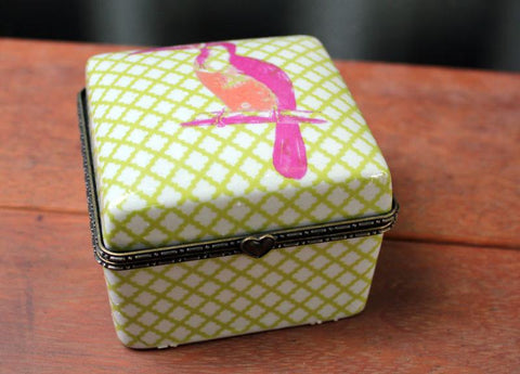 Toucan Box - The Chic Nest