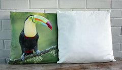 Toucan Cushion - The Chic Nest
