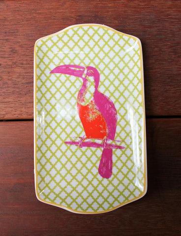 Toucan Plate - The Chic Nest