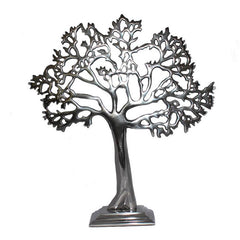 Tree of Life Silver - Medium - The Chic Nest