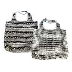 Eco Shopping Bag - Tribal Design - The Chic Nest