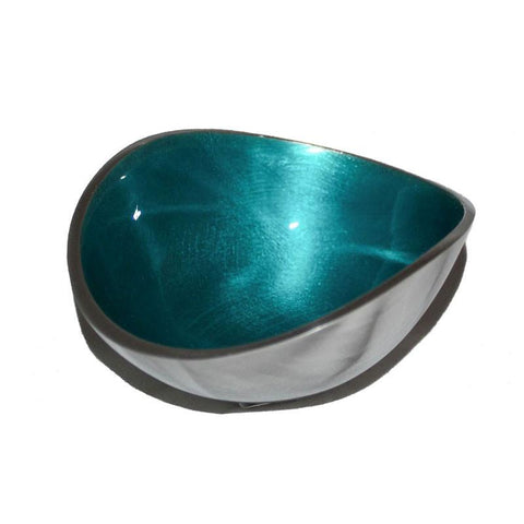 Turquoise Bowl 10cm - The Chic Nest