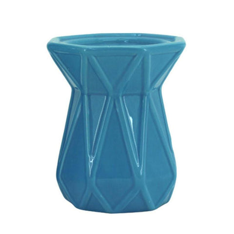 Turquoise Candle Holder - The Chic Nest