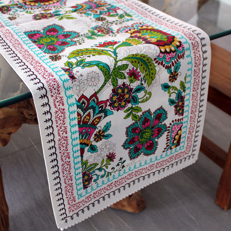Vienna Table Runner - Handcrafted