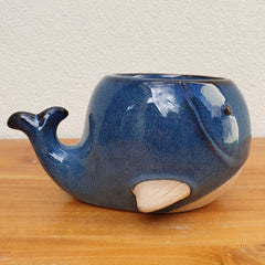 Whale Planter - The Chic Nest
